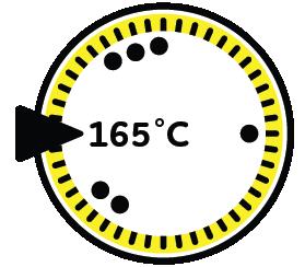 Ustawiamy temperaturę żelazka
