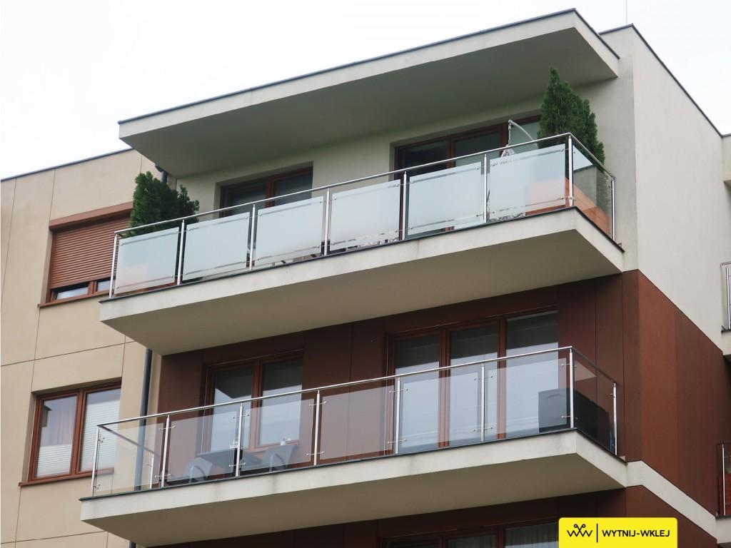 folia na balkon Warszawa